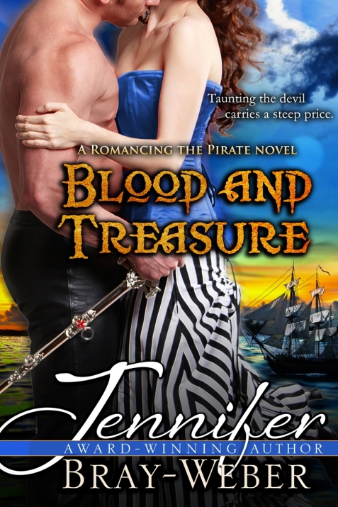 Blood and Treasure novel | MUSETRACKS