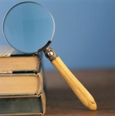 magnifying glass RF Getty