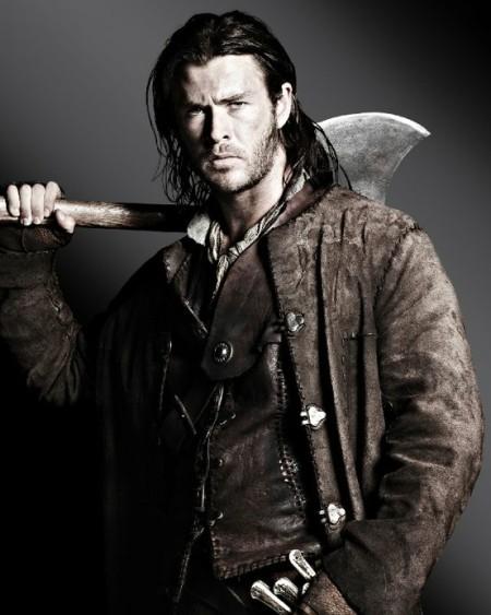 chris hemsworth huntsman