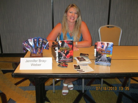 Signed over 50 books and the Indie Signing. Discovered I need a shorter name.