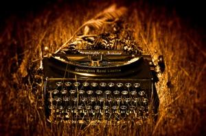 typewriter-inspiration-writer