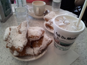 Beignets! Orgasmic Goodness!