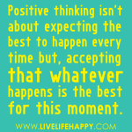 positiviethinking