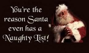 SantasNaughtyList