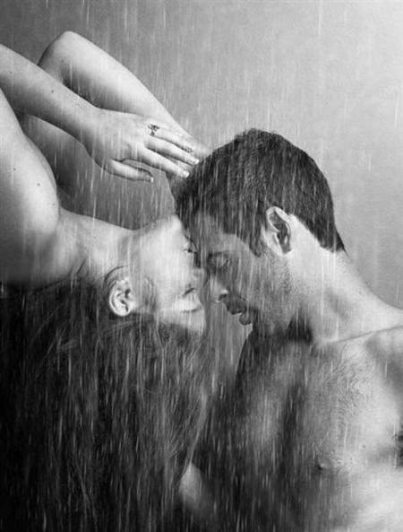 wet kisses