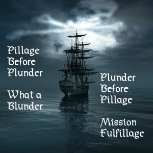Pillage